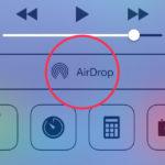Problema AirDrop su iOS 11