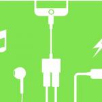 Ascoltare musica su iPhone7 mentre è in ricarica