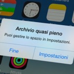 Come aumentare spazio memoria iPhone