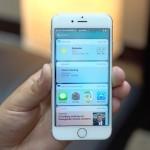 Visualizzare e gestire widget su iPhone con iOS 10