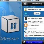 Fare Backup delle Apps Cydia su iPhone con Jailbreak