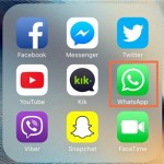 Ripristinare Foto, Video e Chat Whatsapp su iPhone