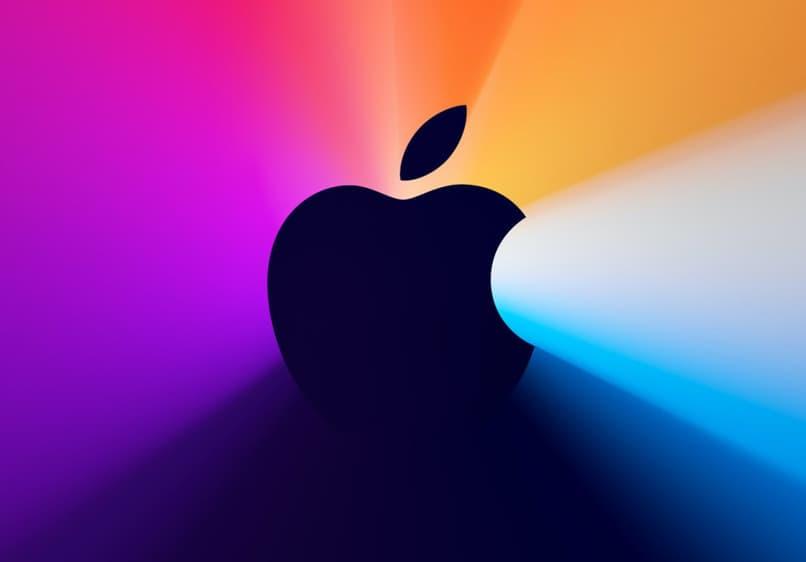 logo della mela